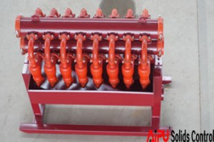 drilling mud desilters