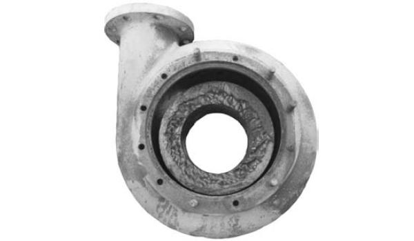 Results of abrasive fluid cavitation