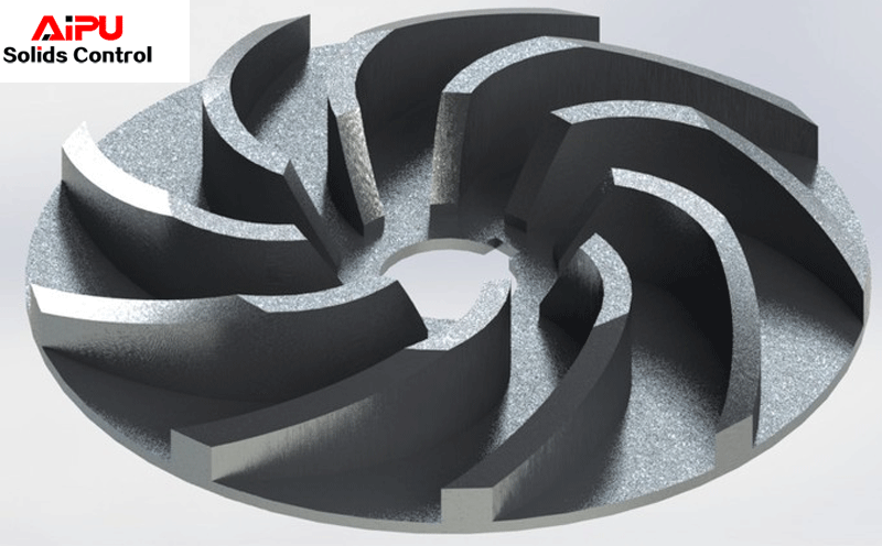 IMPELLER OF CENTRIFUGAL PUMPS