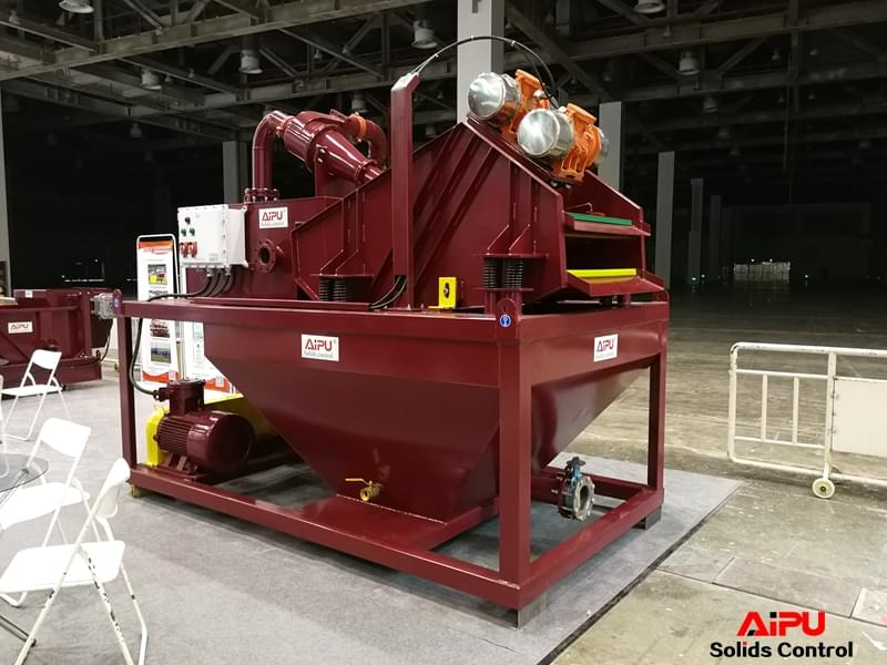 mud recycling system 3