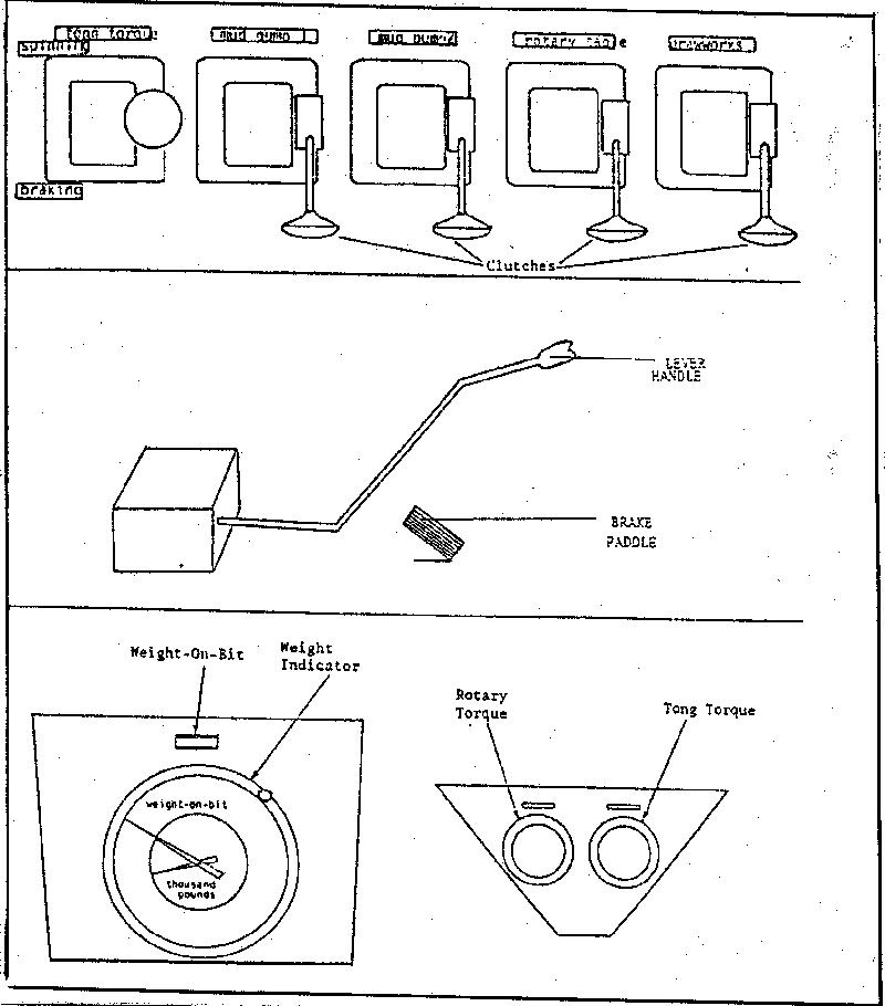 brake paddle system