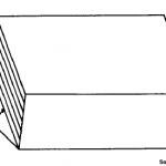 Basic shape of a plate separator
