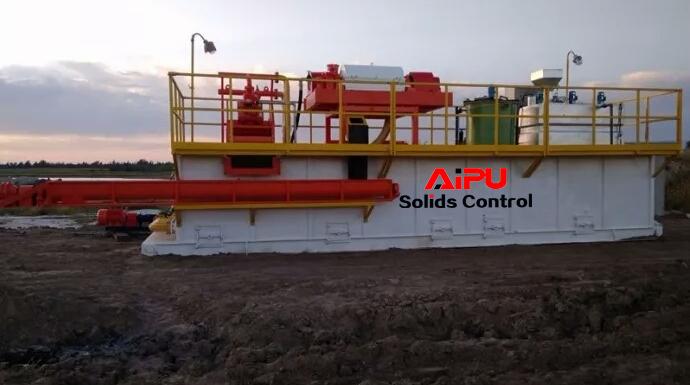 drilling solids control equipment