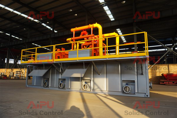 mud recycling system details 2