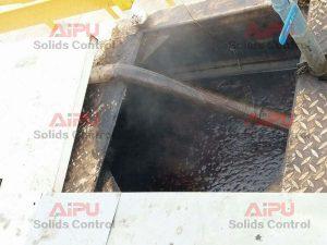 oil sludge heat