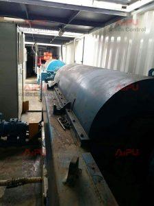 centrifuge for sludge treatment