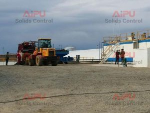 oil sludge treatment system