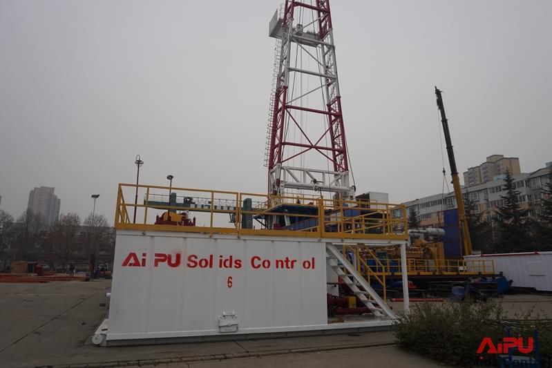 Aipu solids control equipment
