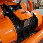 vibrator of drilling fluid cleaner