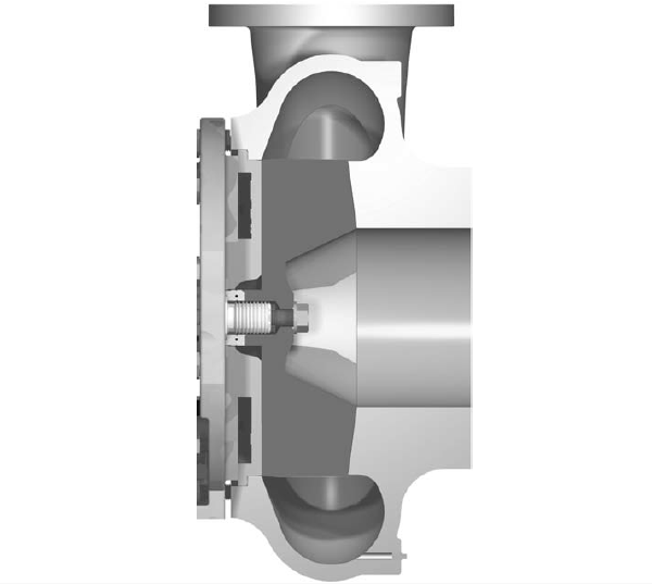 concentric style casing profile