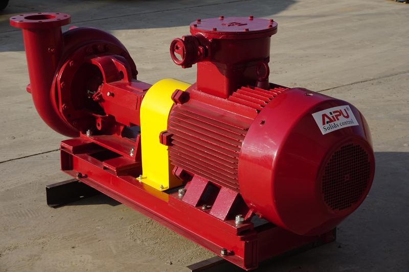 centrifugal pump's motor