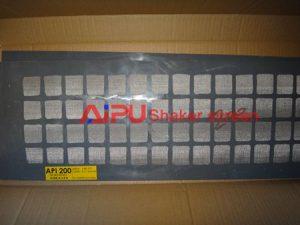 flat shaker screen
