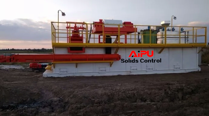 drilling solids control equipment