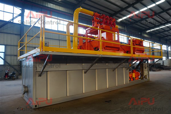 mud recycling system details 7