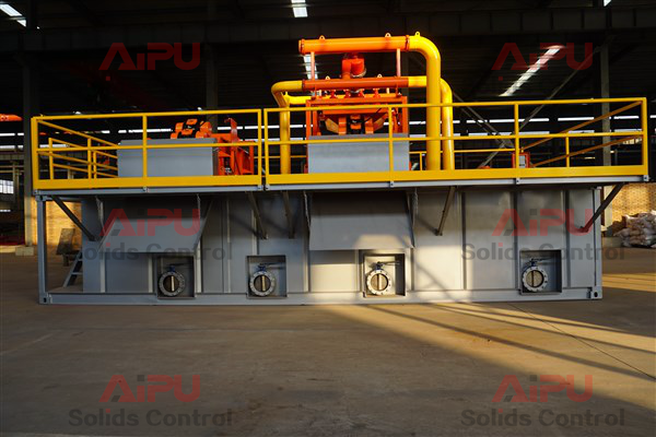 mud recycling system details 4