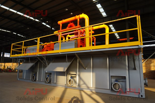 mud recycling system details 1