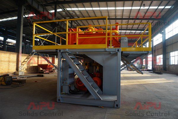 drilling mud_recycling_system for hdd