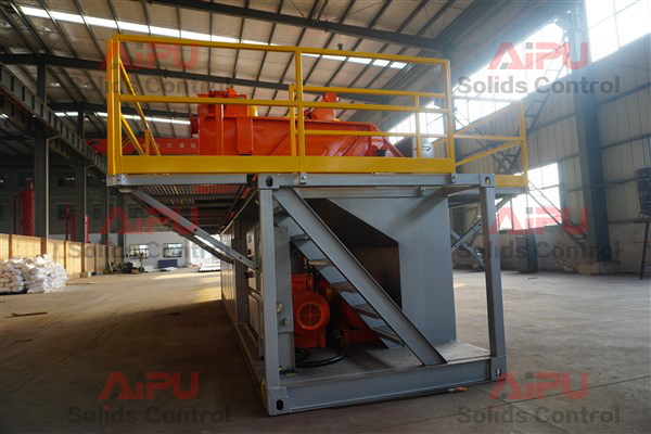 mud_recycling_system for hdd