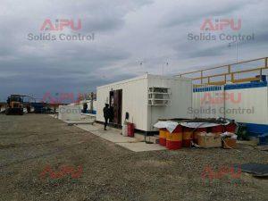 oil sludge treatment system o2