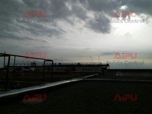 karamay oil sludge treatment system